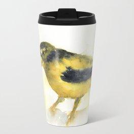 Golden Bird Travel Mug