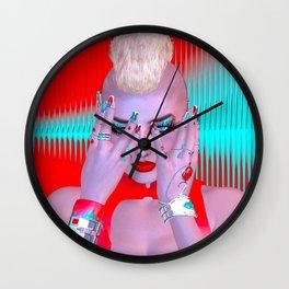 Cyber Punk Wall Clock
