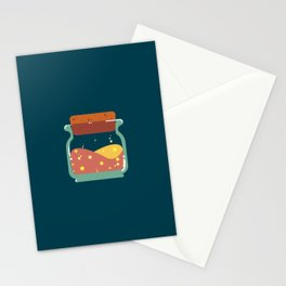 Sparkly Pink Potion #2 Stationery Cards