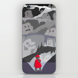 The Shadow iPhone Skin
