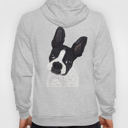 Boston Terrier 2015 Hoody