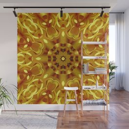 kaleidoscope Flower G68 Wall Mural