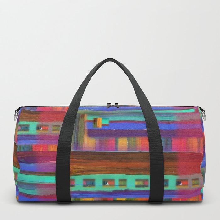Santa Fe Sunset Duffle Bag