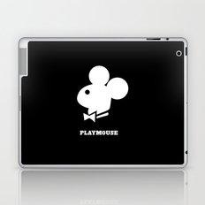 PlayMouse (White) Laptop & iPad Skin