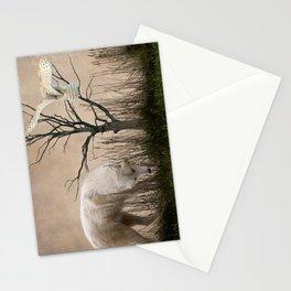 Woodland Wolf Stationery Cards