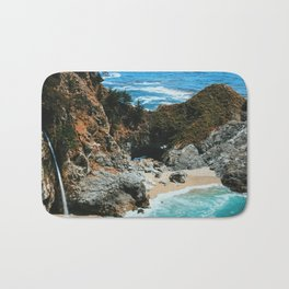 Paradise beach 4 Bath Mat