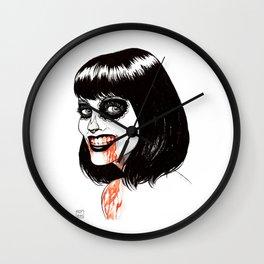 Hungry Wall Clock