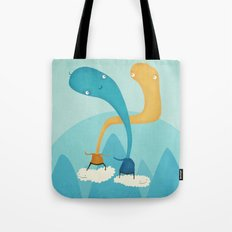 we were made for this  Tote Bag
