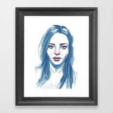 Kerr Framed Art Print
