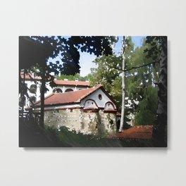 Dragalevski Monastery  Metal Print