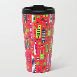 City of Colors Travel Mug