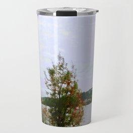 Every Leaf is a Flower - simple Travel Mug