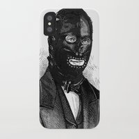 bdsm iPhone & iPod Cases featuring BDSM XXXIV by DIVIDUS