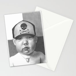 Chidden Of The Revolution #1 Stationery Cards