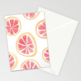 Grapefruits Stationery Cards