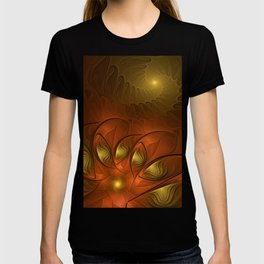 Fantasy in Copper and Gold T-shirt
