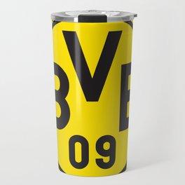 Borussia Dortmund Galaxy Edition Travel Mug