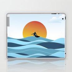Surfing 1 Laptop & iPad Skin