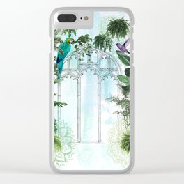 Conservatory Clear iPhone Case
