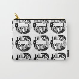 ODD MIKEY Stuff - Card Stamp Carry-All Pouch