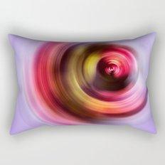 Floral Storm Rectangular Pillow