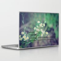 jane austen Laptop & iPad Skins featuring Friends Jane Austen by KimberosePhotography