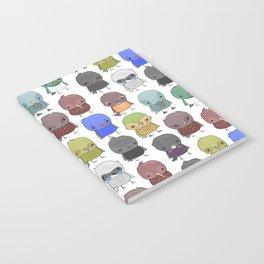 NZ Birdz Notebook