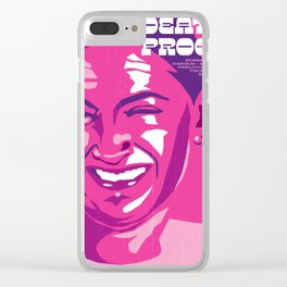 Quentin Tarantino's Plot Movers :: Death Proof Clear iPhone Case