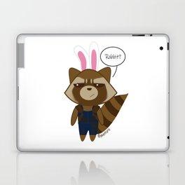 Rocket Raccoon Rabbit Laptop & iPad Skin