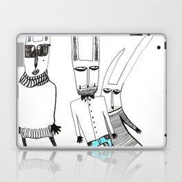 Fashion rabbit Laptop & iPad Skin