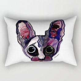 The Egyptian Cat Rectangular Pillow