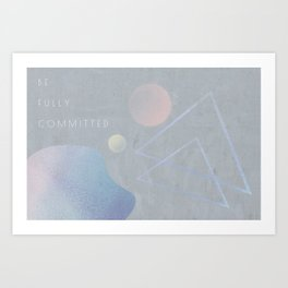 MANTRA #3 Art Print