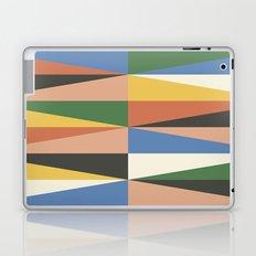 Triangle Waves Laptop & iPad Skin