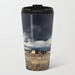 Gloomy Buses Travel Mug