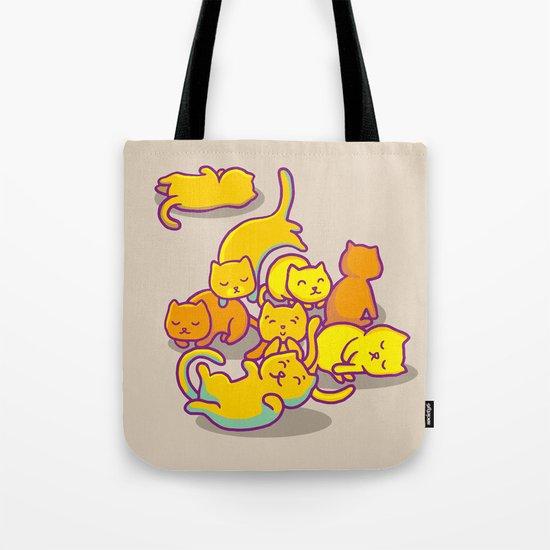 cats ! Tote Bag