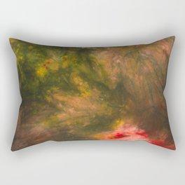 Ana: Silk 1 Rectangular Pillow