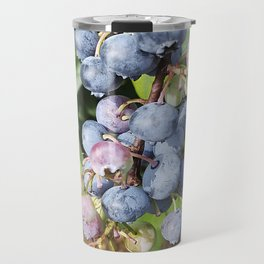 Ready to pick blueberries? Travel Mug