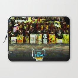 107 Liquor Laptop Sleeve