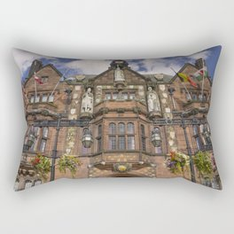 Coventry Town Hall Rectangular Pillow