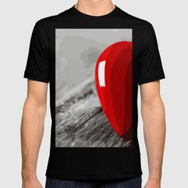 Heart on a bench (V-Day) T-shirt