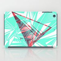 pyramid iPad Cases featuring Pyramid by Flester