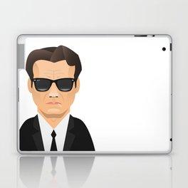 Mr. White - Harvey Keitel Laptop & iPad Skin