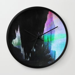 Fleeting Alternative: Winds Wall Clock