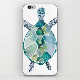 Turtle iPhone Skin