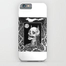 Werewolf Prince iPhone Case