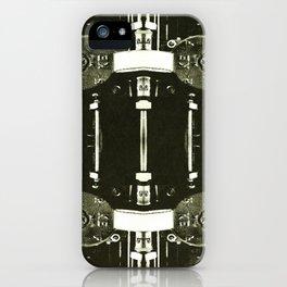Arcane Shapes iPhone Case