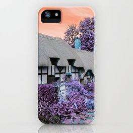 Psychedelic Cottage II iPhone Case