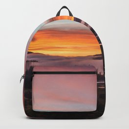 Smokey Dusk Valley Backpack