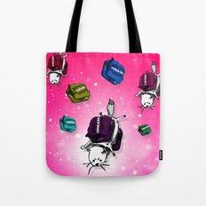 G-Cat Bounce Tote Bag