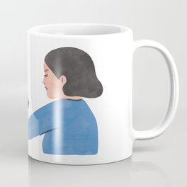A Serious Talk Coffee Mug